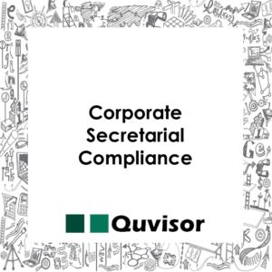 Corporate Secretarial Compliance